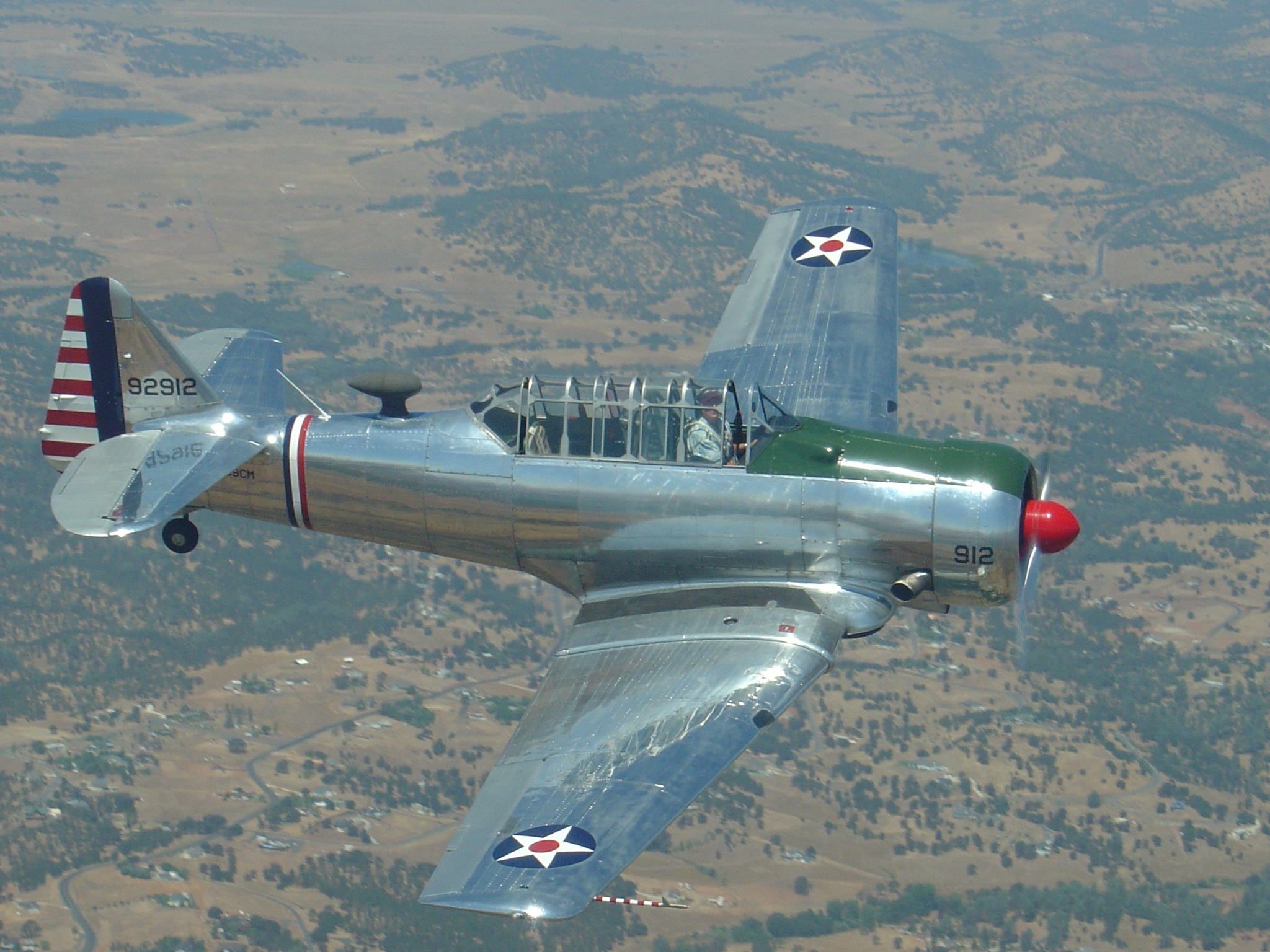 North American Aviation AT-6 Texan