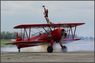 Third Strike Wing Walkers