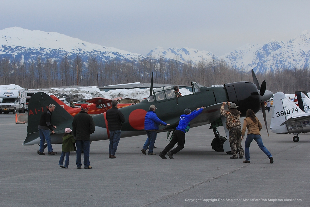 Valdez AK Aviation Centennial