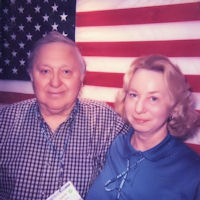COL Gori (Ret) and wife Angie