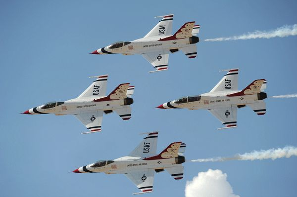 U.S. Air Force Thunderbirds*