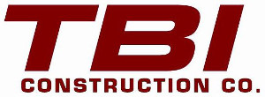 The Association welcomes TBI Construction Company as a sponsor
